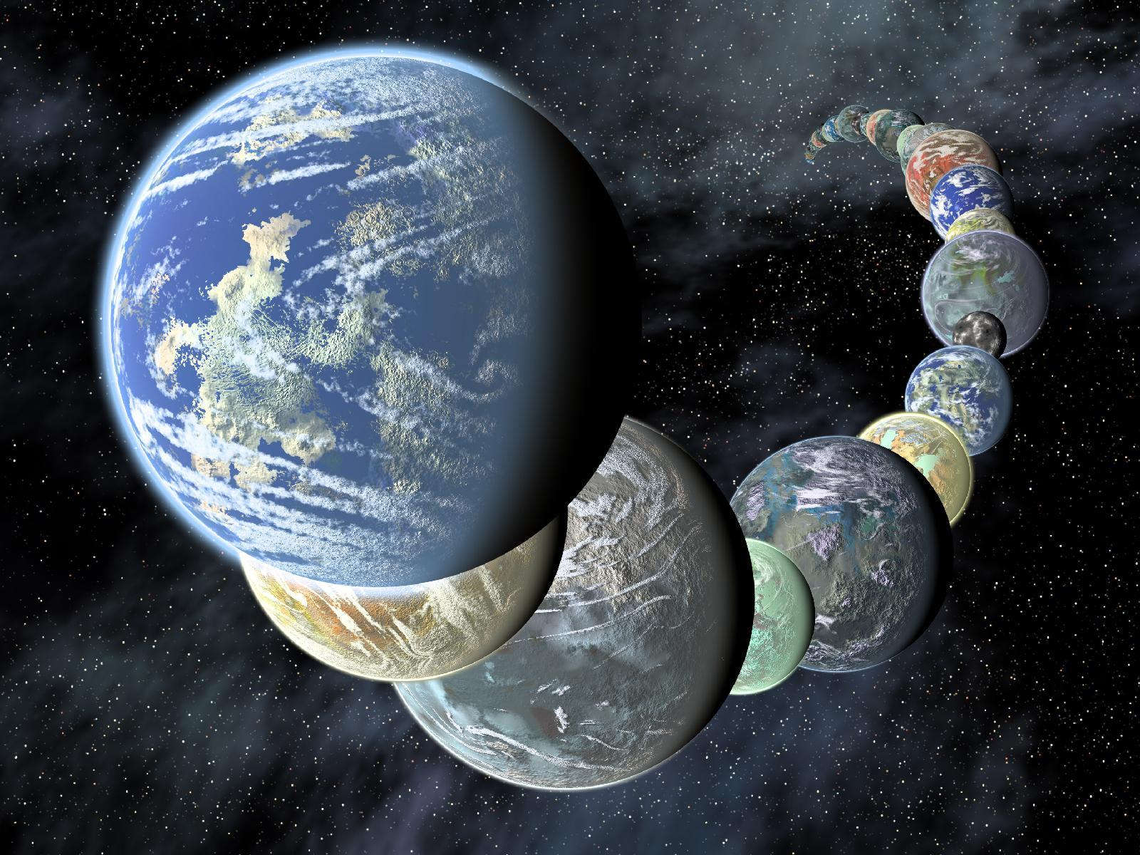 how earth is like spaceships