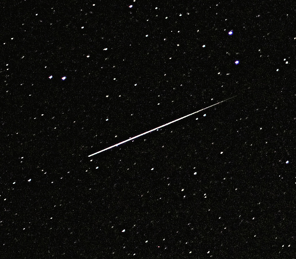 Geminids From Minnesota