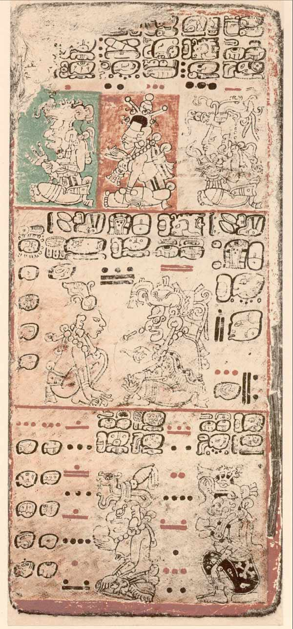 Ancient Maya Predicted 1991 Solar Eclipse