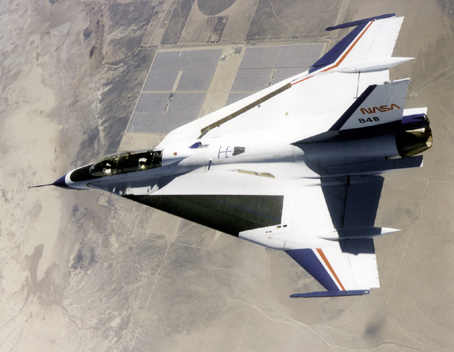 Space History Photo: F-16XL Ship #2