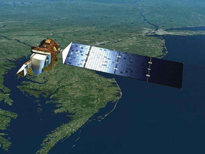 Earth Observing Satellite NASA
