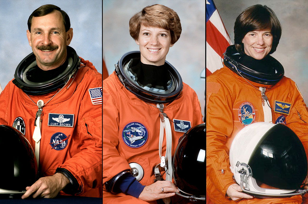 astronaut hall of fame members - photo #31
