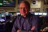 Planetary Scientist Don Yeomans tracks near-Earth objects at NASA's Jet Propulsion Laboratory.