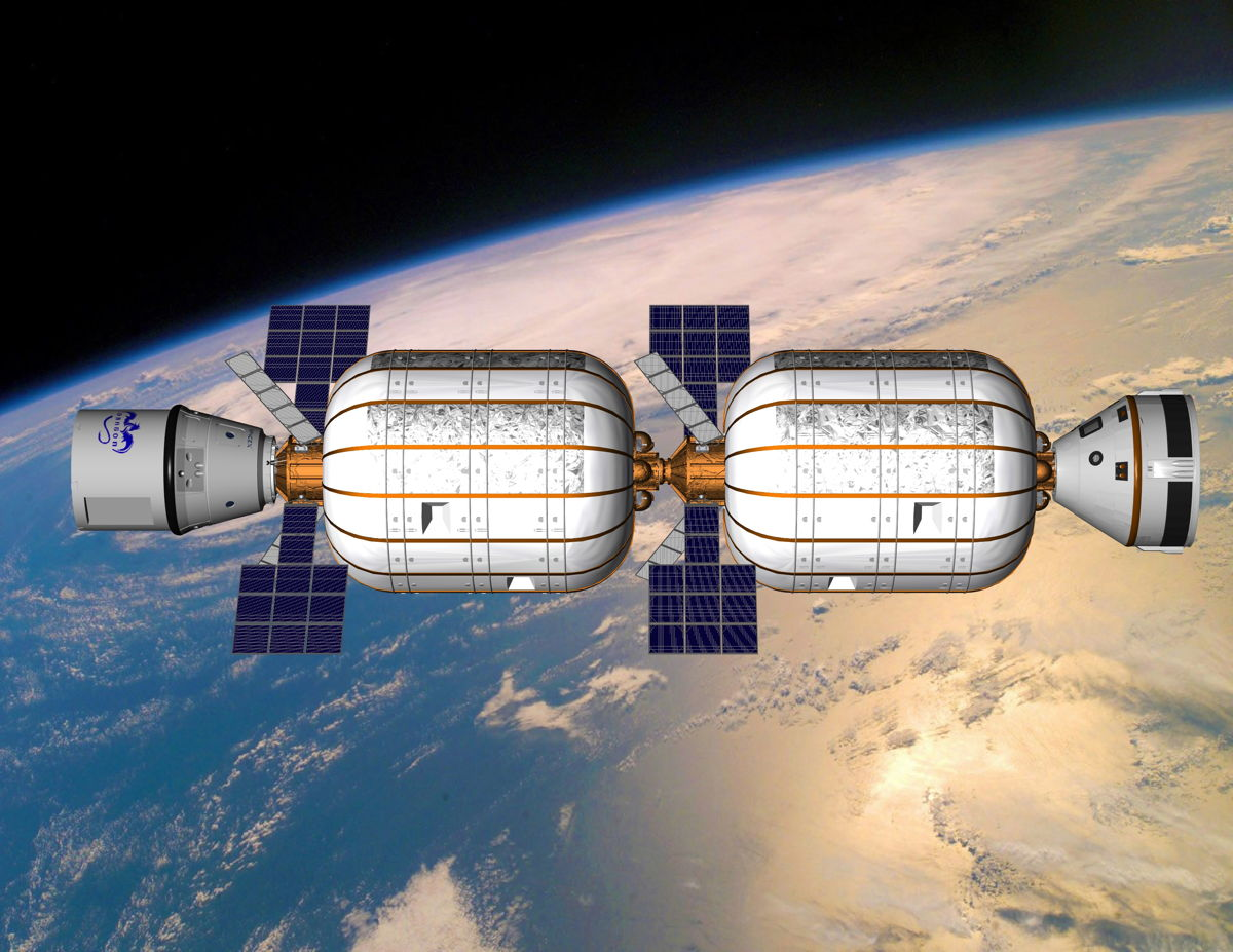 Bigelow Aerospace: Inflatable Modules for ISS