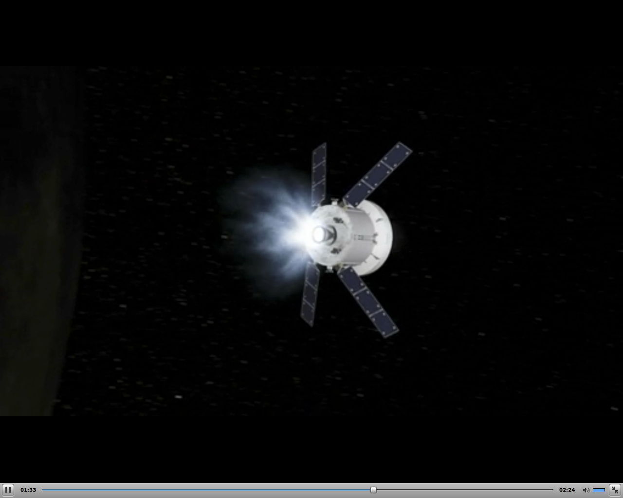 NASA-European Partnership on Deep-Space Capsule a First
