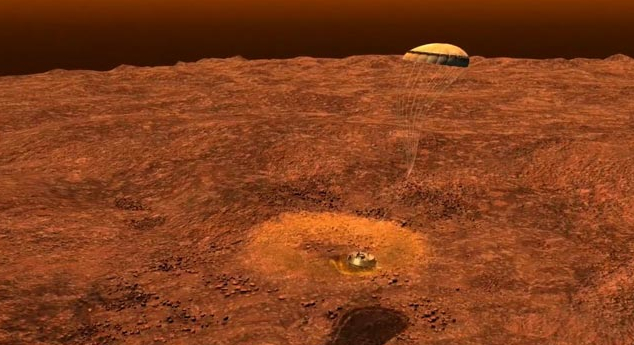 New Video Recounts Historic Landing on Saturn's Moon Titan