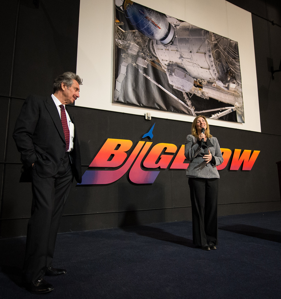 Lori Garver Speaks About Bigelow BEAM Contract
