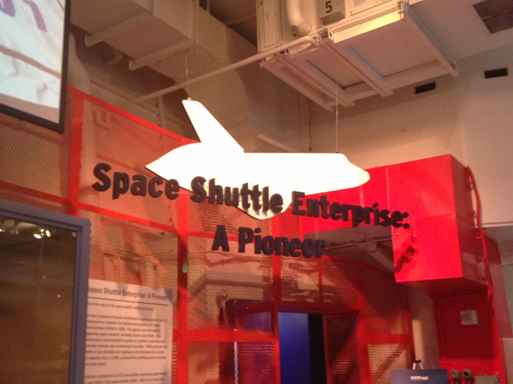 Space Shuttle Enterprise: A Pioneer