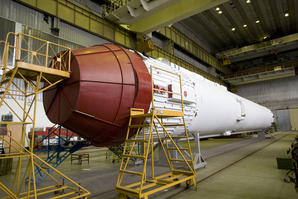 Testing Stage 1 of KSLV -1 Launcher