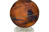 "Mars 12 inch Globe <a href=""http://store.hermanstreet.com/space/mars-globe/skin-Space?ICID=Space-article"">Buy Here</a>"