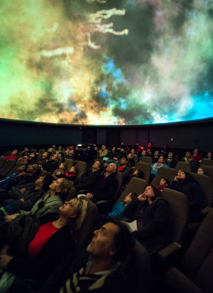 NASA Star Party at the Planetarium