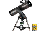 "#1 rated Beginner Telescope. Celestron NexStar 130SLT Computerized Telescope. <a href=""http://store.space.com/index.php/space-celestron-nexstar-130slt-computerized-telescope.html/?ICID=SPACE-article"">Buy Here</a>"