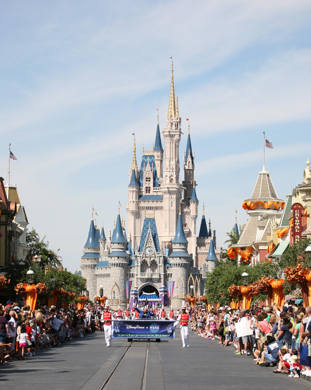 Disney Parade for Space Ranger Buzz Lightyear
