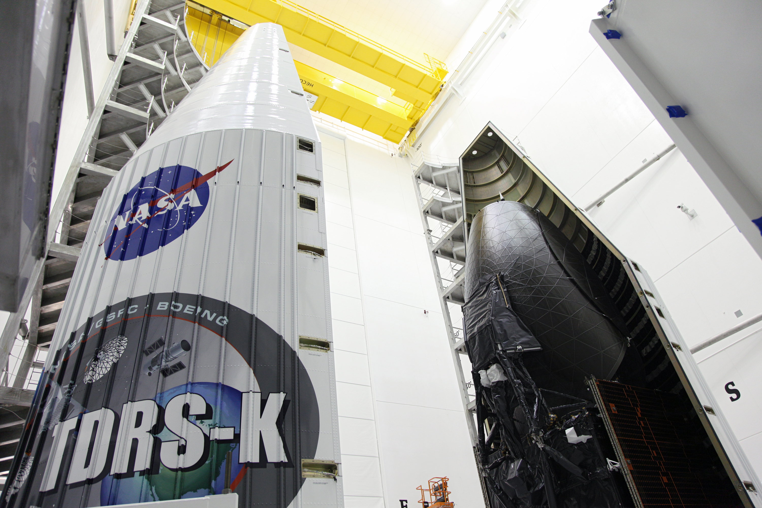 TDRS-K Spacecraft
