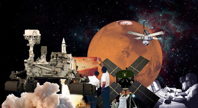 NASA Unveils New Mars Exploration Film
