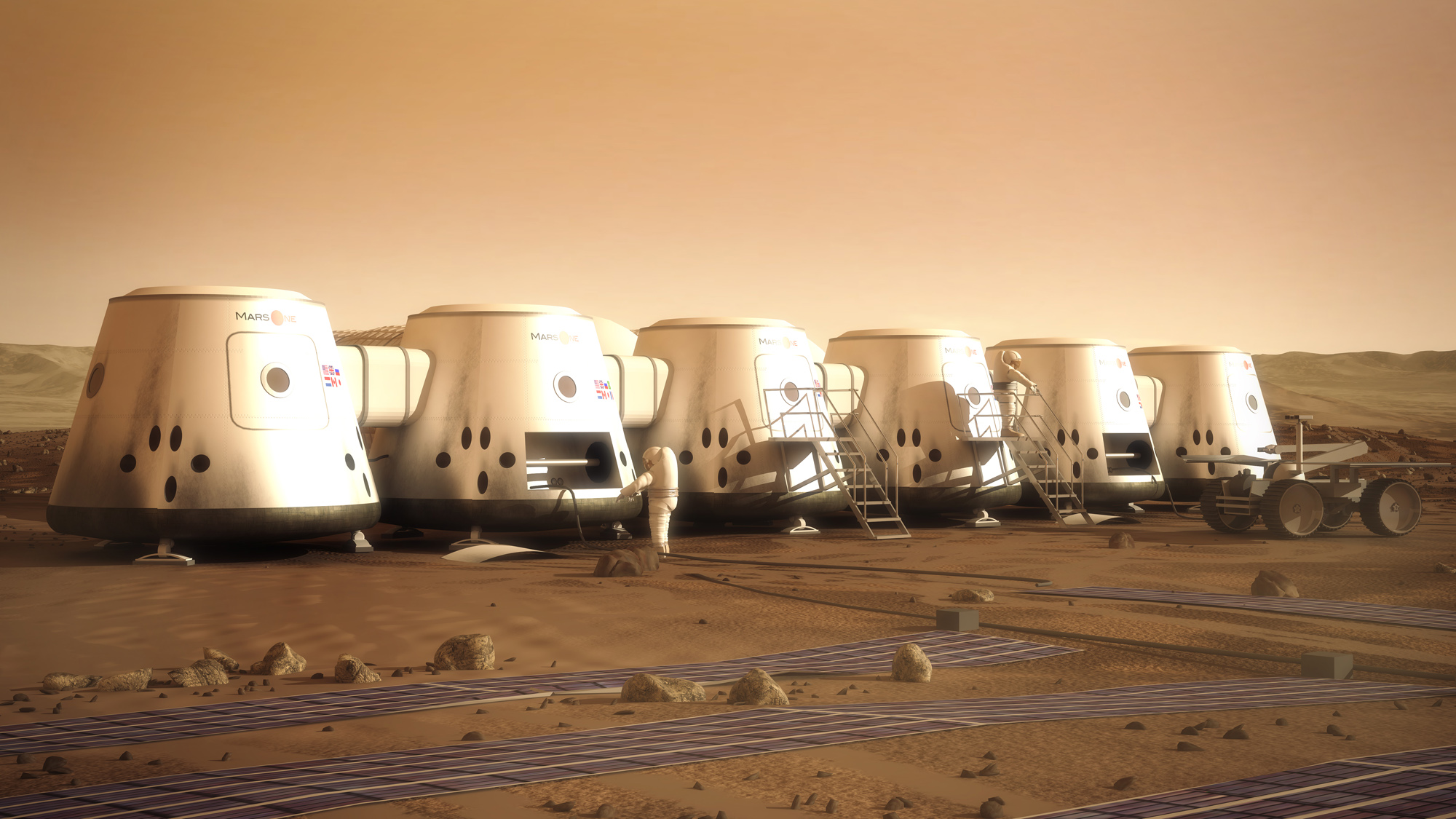 Mars Colony Project Lands First Investors