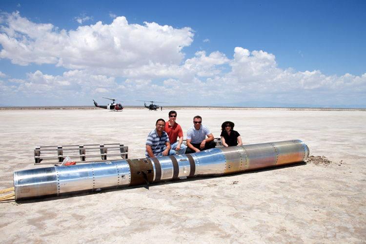 WSMR NASA Team