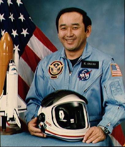 Astronaut Ellison S. Onizuka