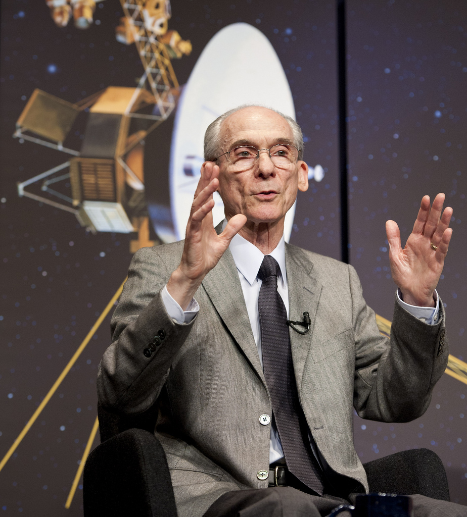 Leaving the Solar System: Q&A with Voyager 1 Chief Scientist Ed Stone