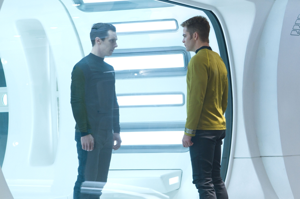 "Still Image From ""Star Trek Into Darkness."""