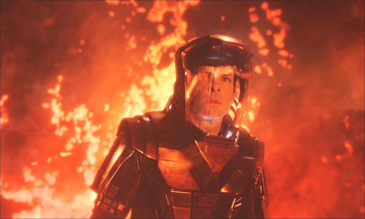 "Still Image From ""Star Trek Into Darkness"
