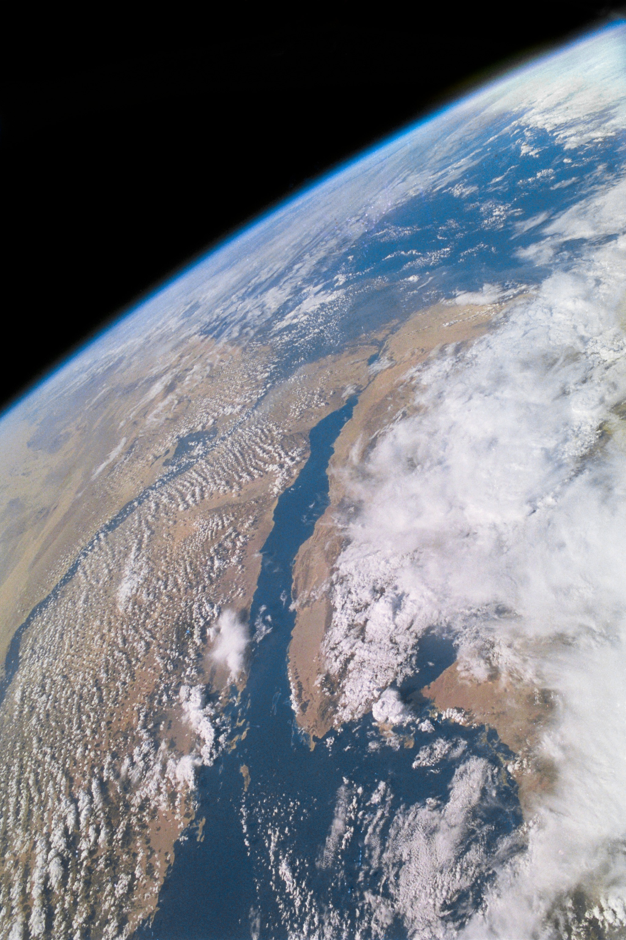 Earthview of Sinai Peninsula