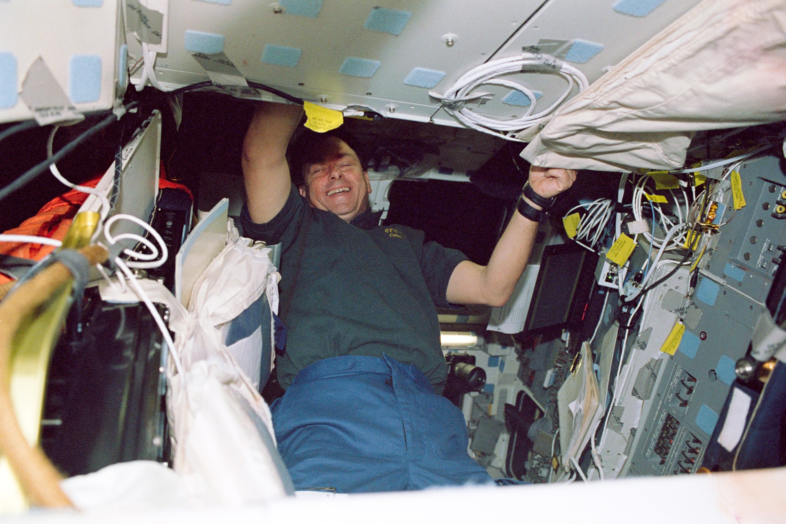 Ilan Ramon, STS-107 Payload Specialist
