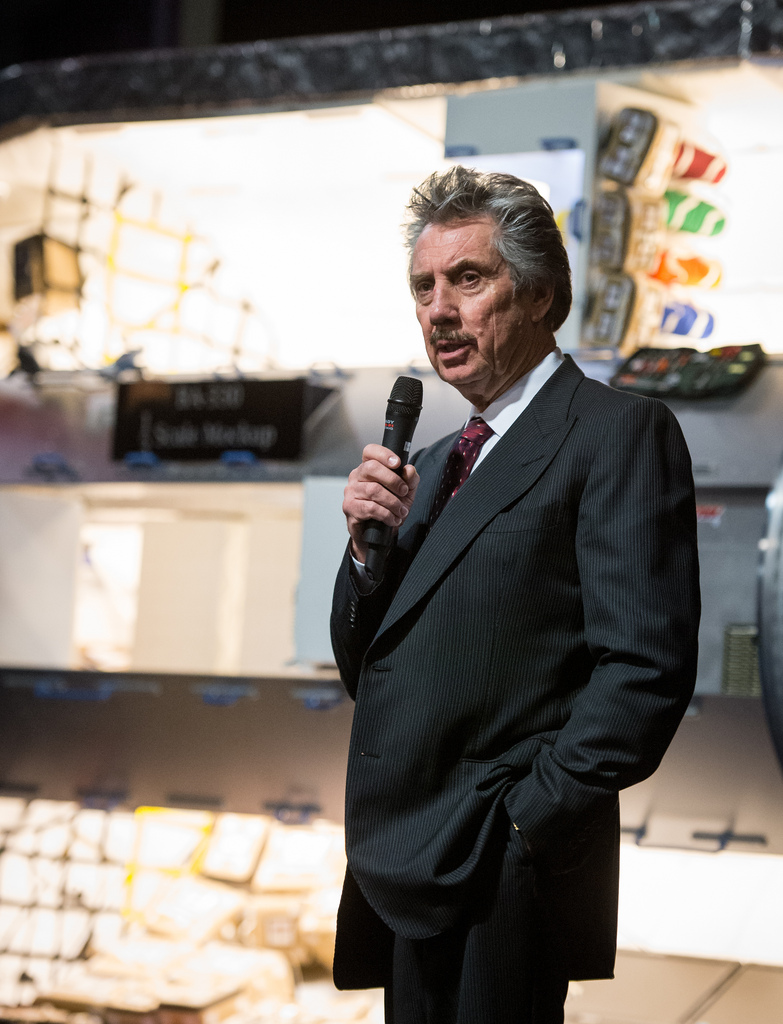 Bigelow Aerospace Founder Speaks