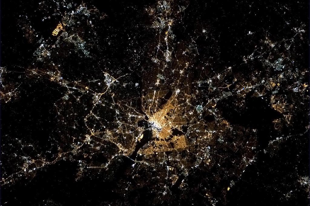 Washington D.C. on Inaugural Weekend