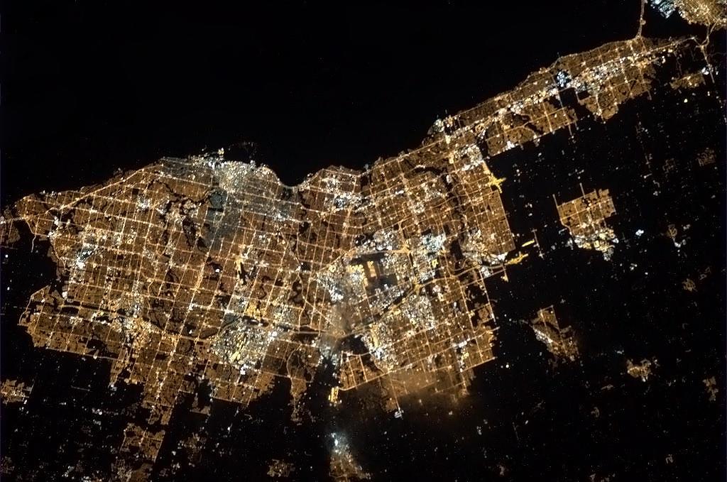 Lights of Toronto