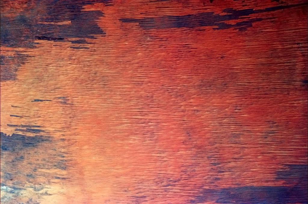 Orange Australian Outback