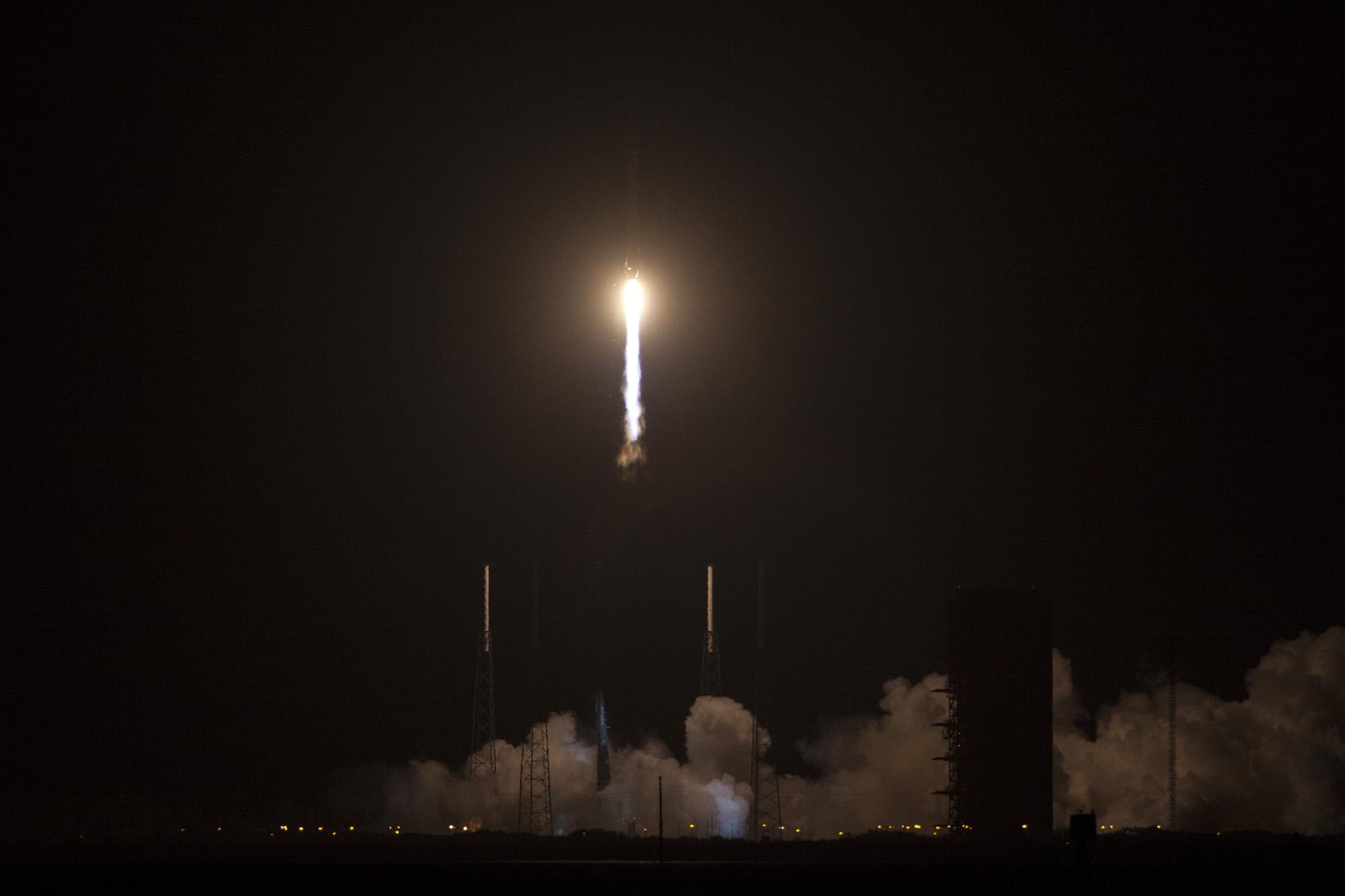Atlas 5 Rocket Launches NASA's TDRS-K Satellite