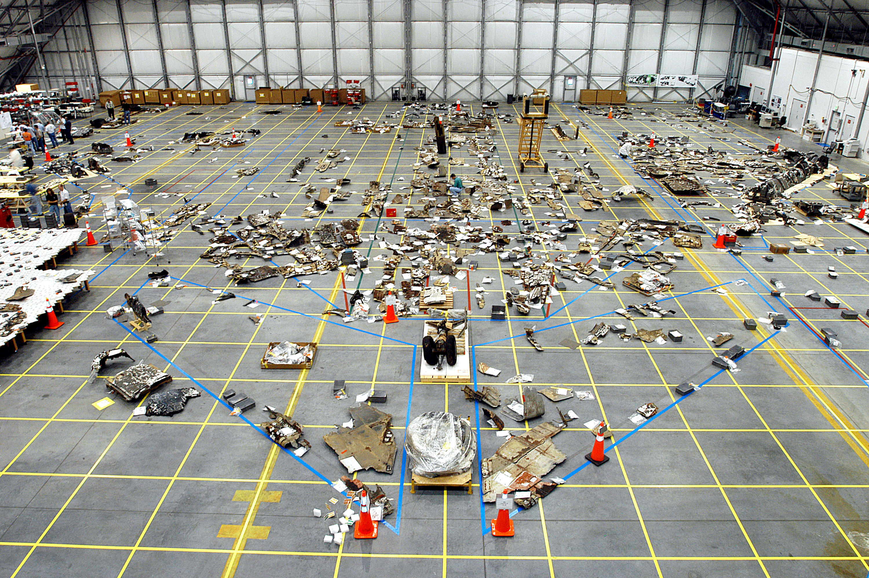2003 space shuttle columbia bodies - photo #26