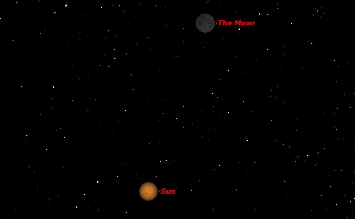 New Moon, February 2013