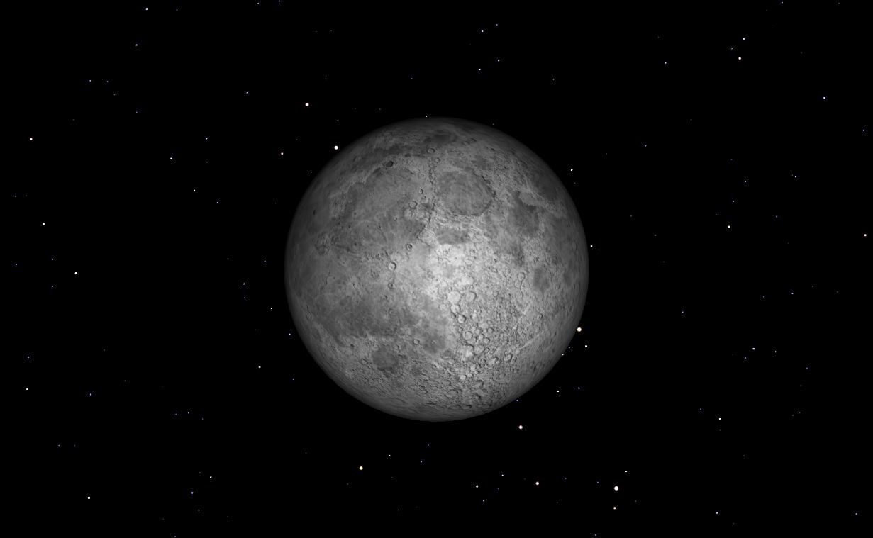 Full Moon, February 2013