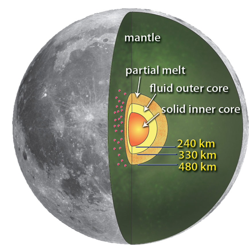 A Lunar Egghead