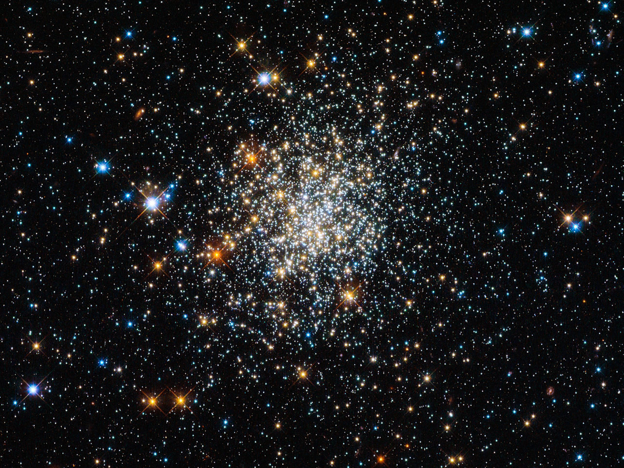 Open Cluster NGC 411
