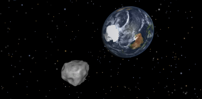 Friday Flyby: How Scientists Track Near-Earth Asteroids