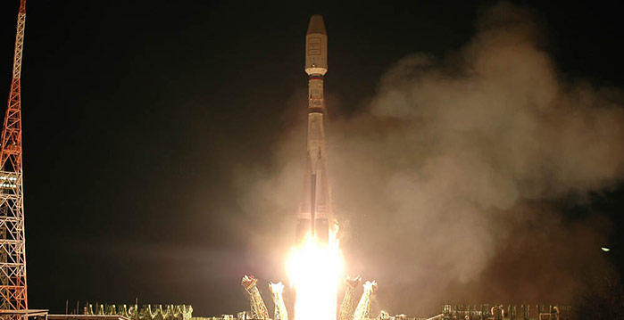 Soyuz Flight ST26 Launch