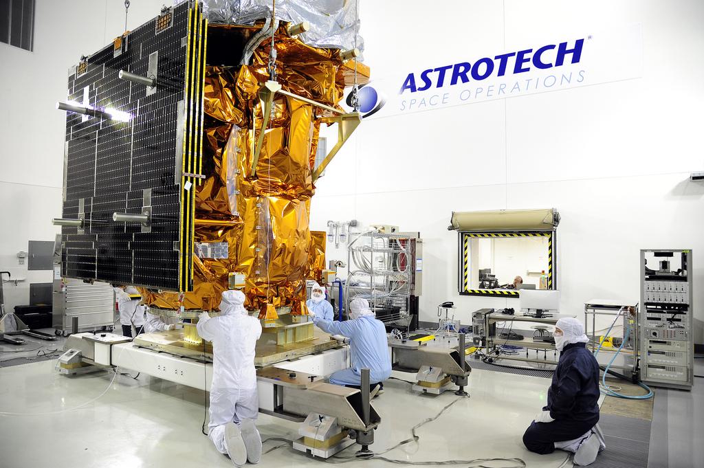 LDCM Spacecraft