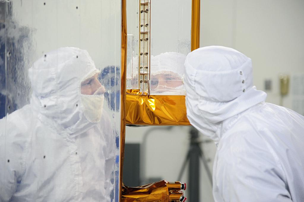 Spacecraft Processing