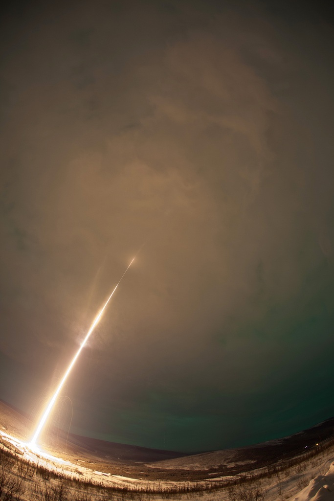VISIONS Rocket Launch