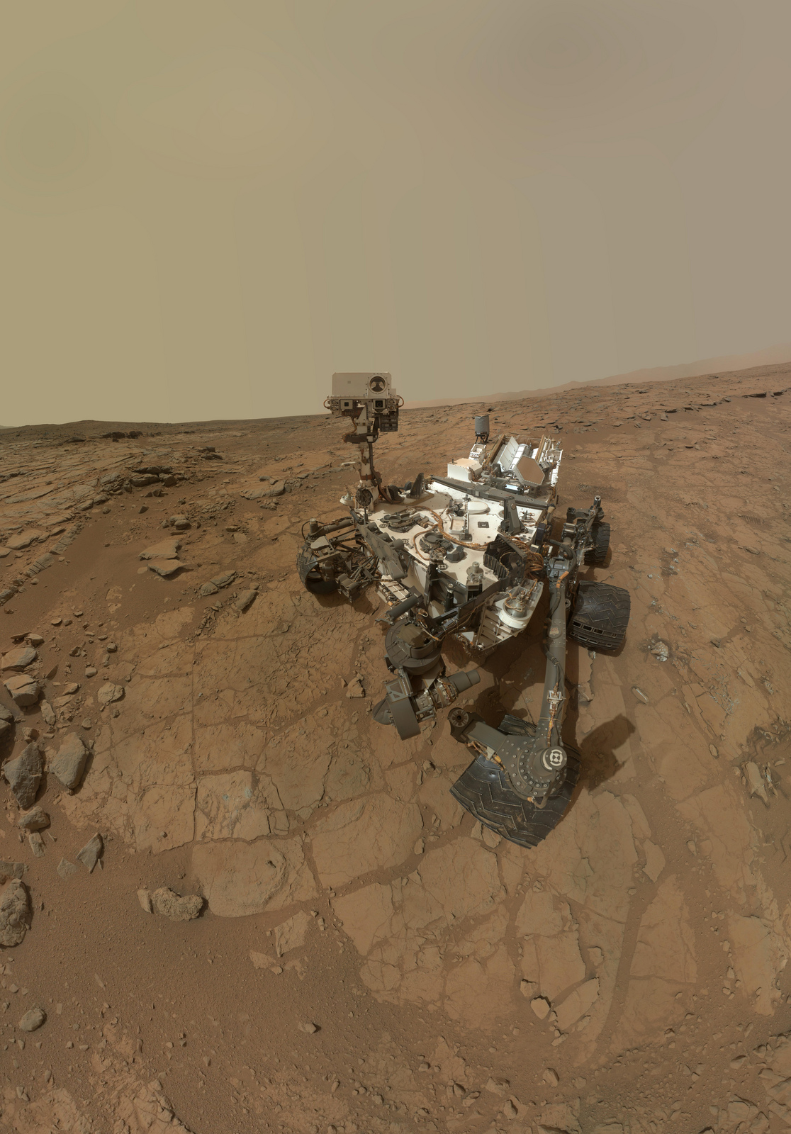 NASA Unveiling New Mars Discoveries by Curiosity Rover Tuesday