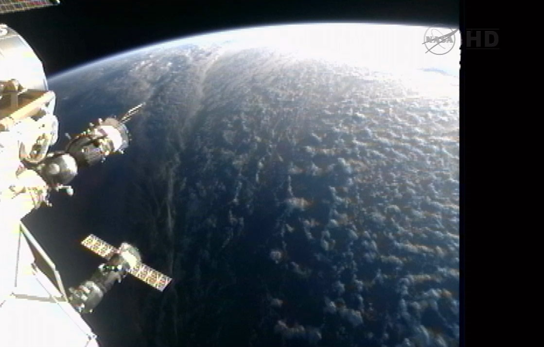 Progress 50 Successfully Docked to the International Space Station
