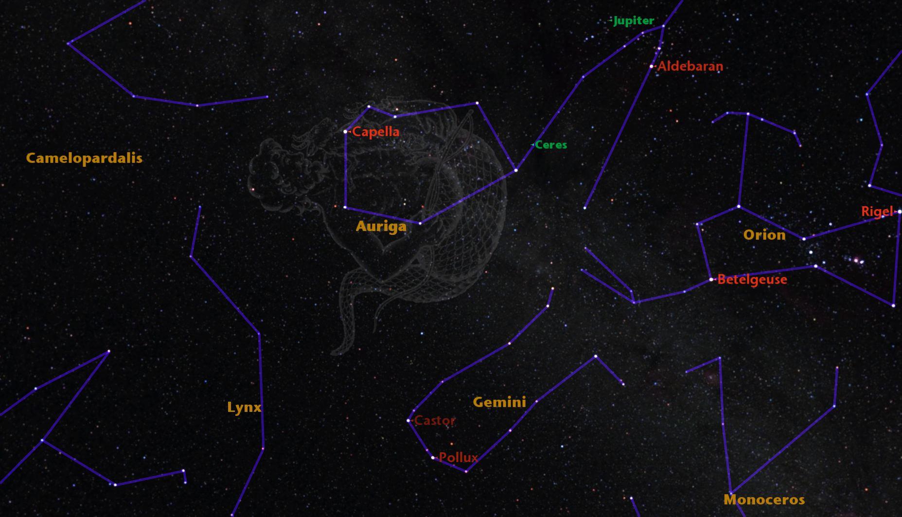 Capella: The Goat Star