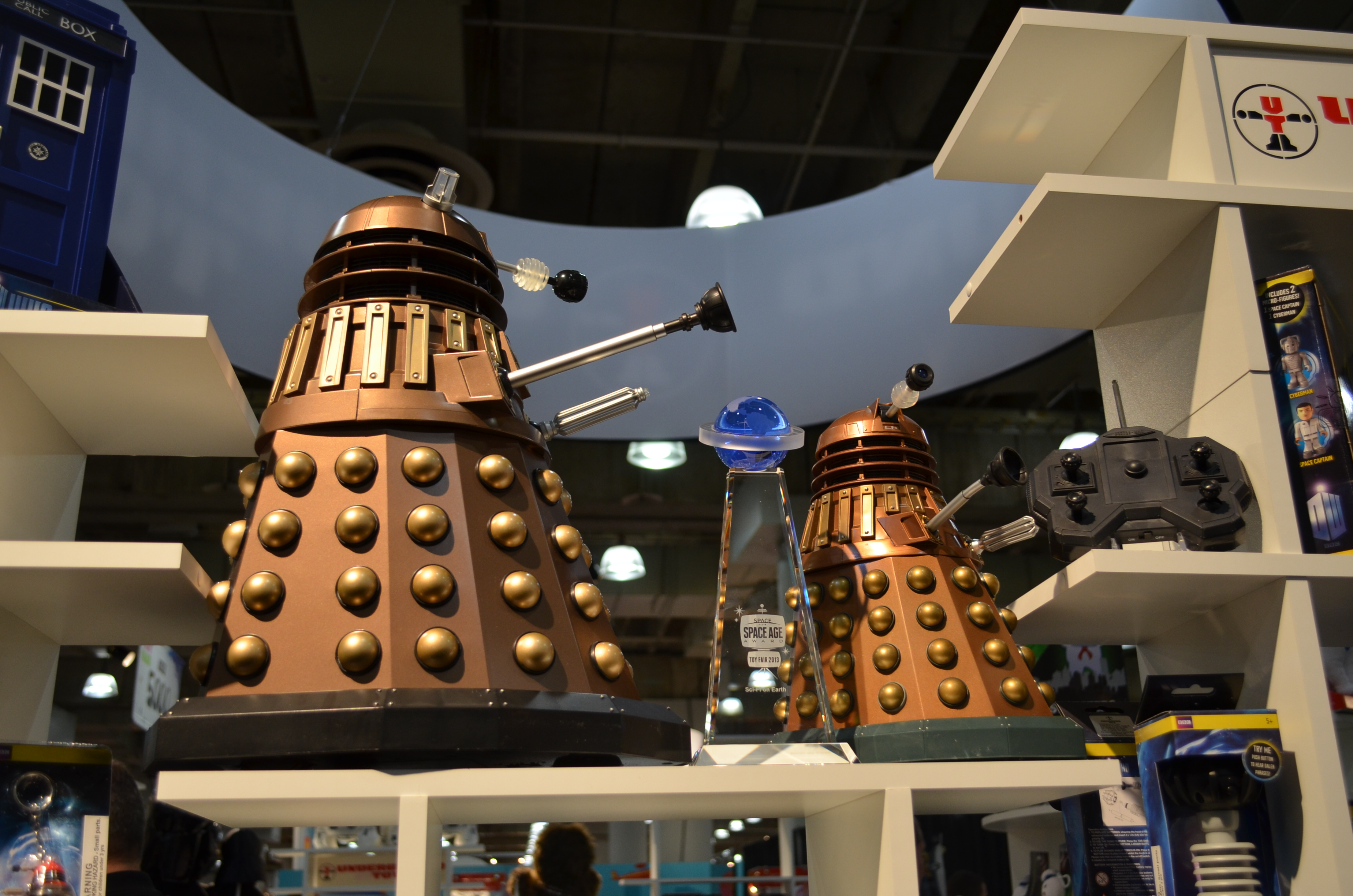 Best of Toy Fair 2013: SPACE.com's Space Age Award Winners