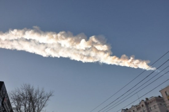 Russia Meteor Blast is Biggest in 100 Years
