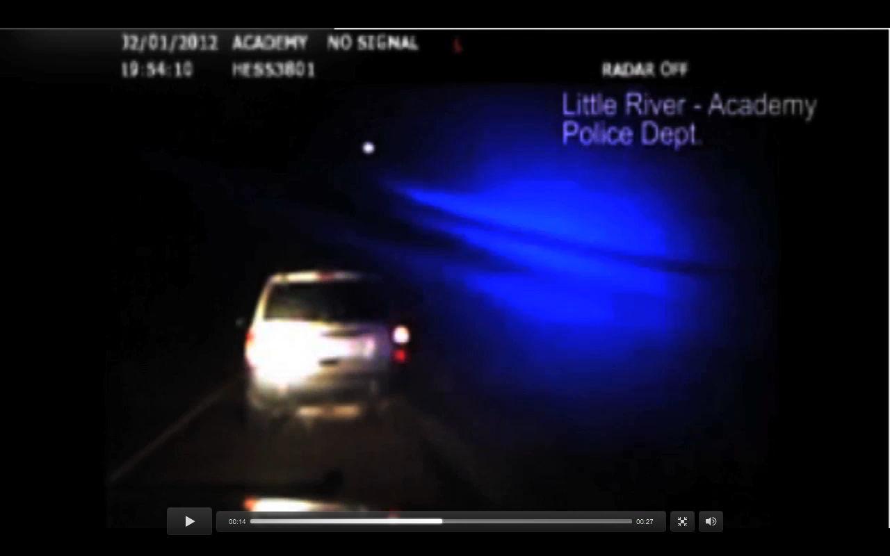 Texas Meteor Caught on Camera