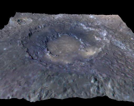 Mercury's Rachmaninoff Impact Basin