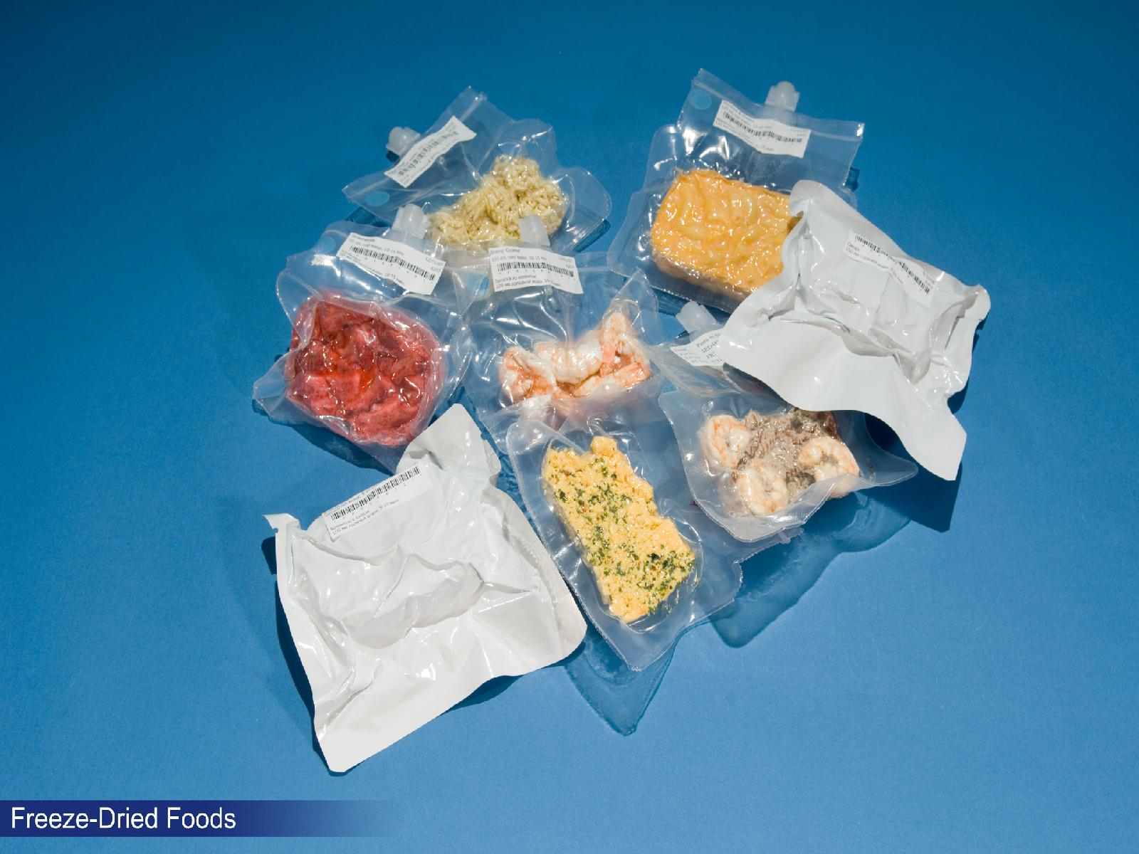 Freeze-Dried Foods